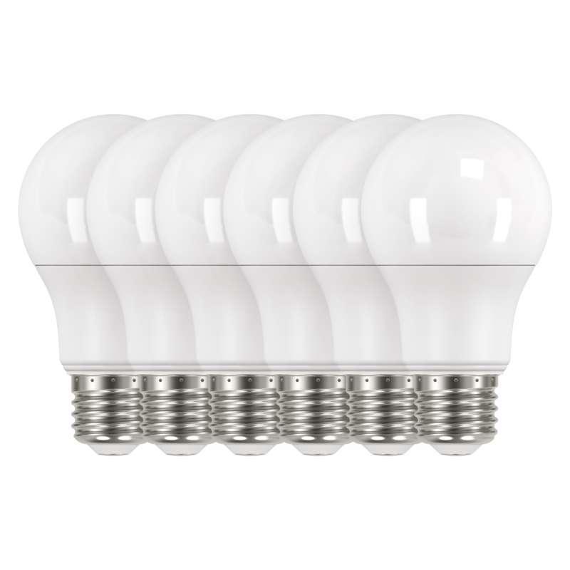 Emos LED žárovka Classic A60 9W E27 teplá bílá ZQ5140.6