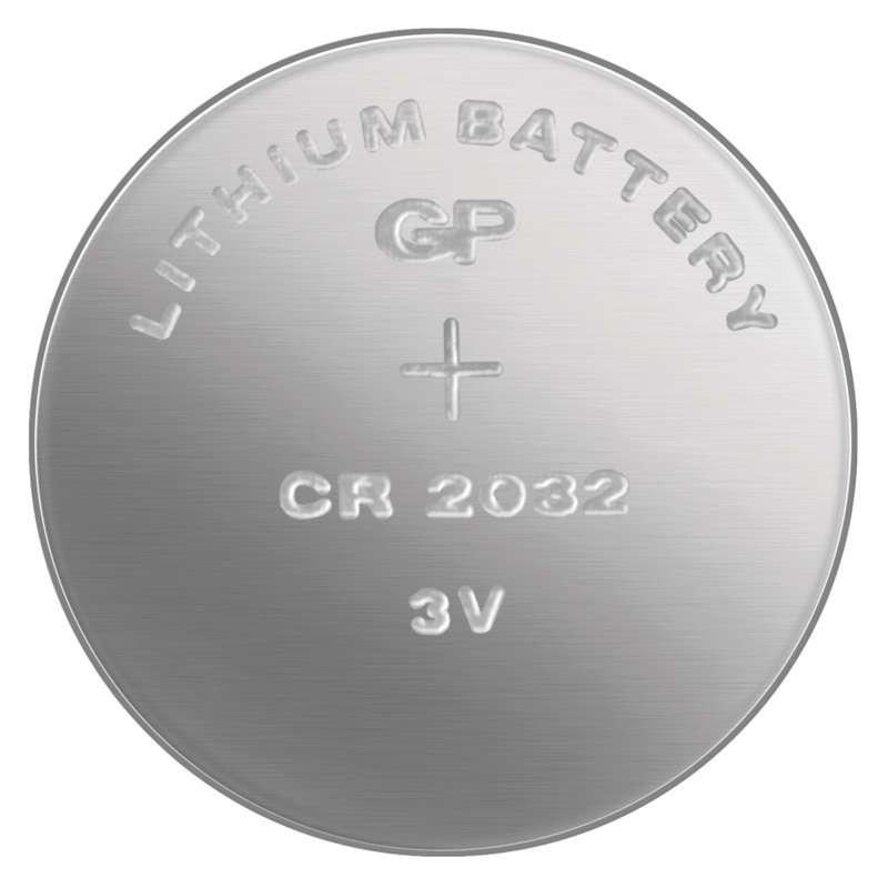 GP Batteries Lithiová knoflíková baterie GP CR2032 B15323