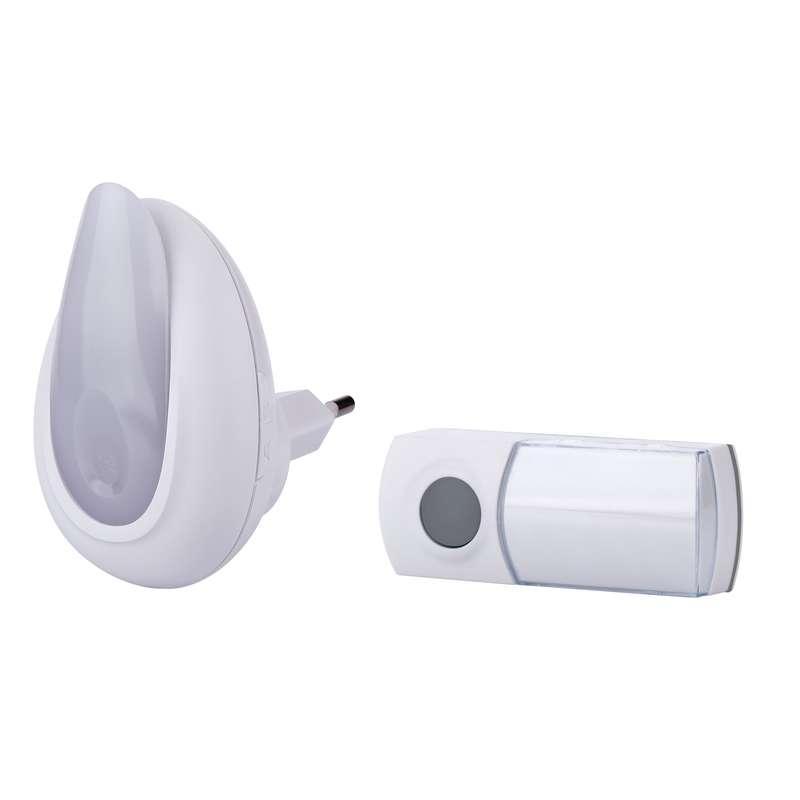 Emos Domovní bezdrátový zvonek P5725 s nočním světlem